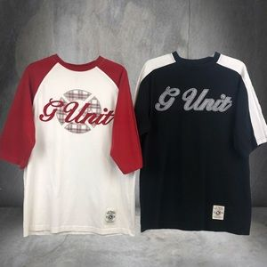 VTG Bundle of 2 G-Unit T-Shirts